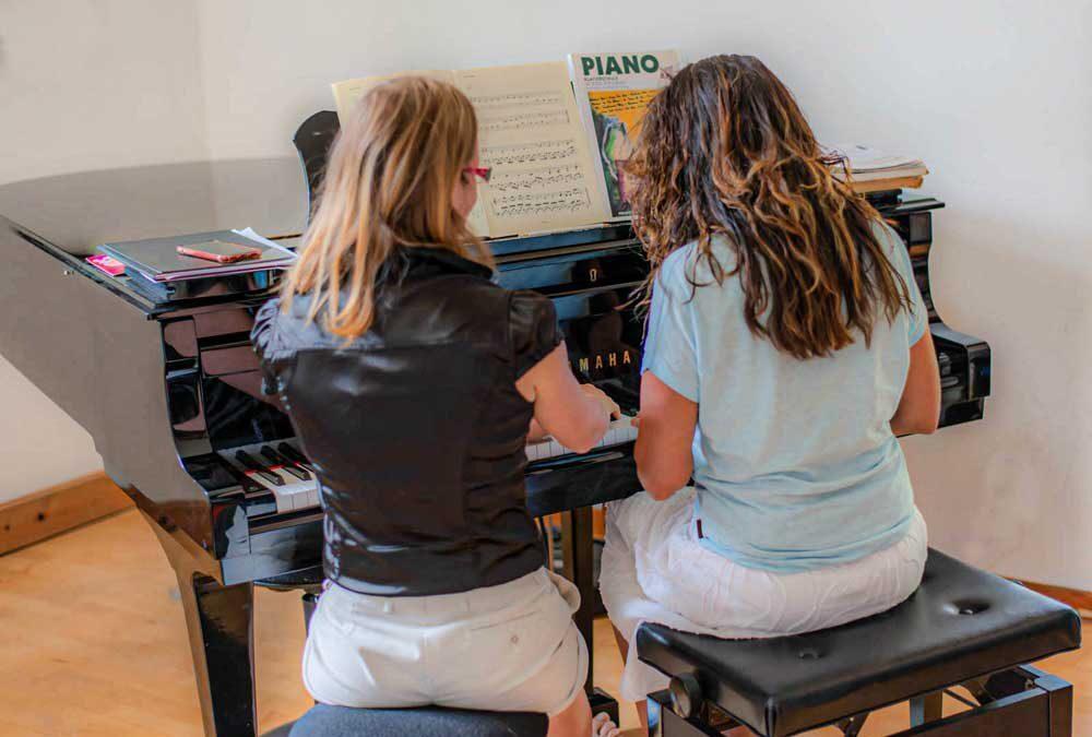Klavierunterricht in Solingen