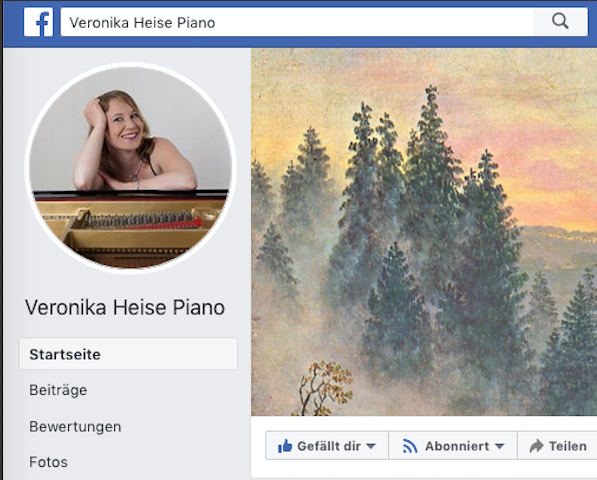 Veronika Heise Facebook