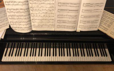 """24.11.2019 17.00 Wuppertal """"Musikalische Zeitreise"""" Veronika Heise — Klavier"""