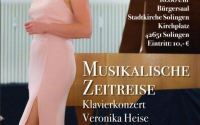 Musikalische Zeitreise in Solingen